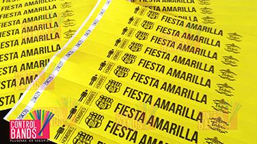 en venta 9a570 40688 CONTROL BANDS ECUADOR - PULSERAS DE SEGURIDAD